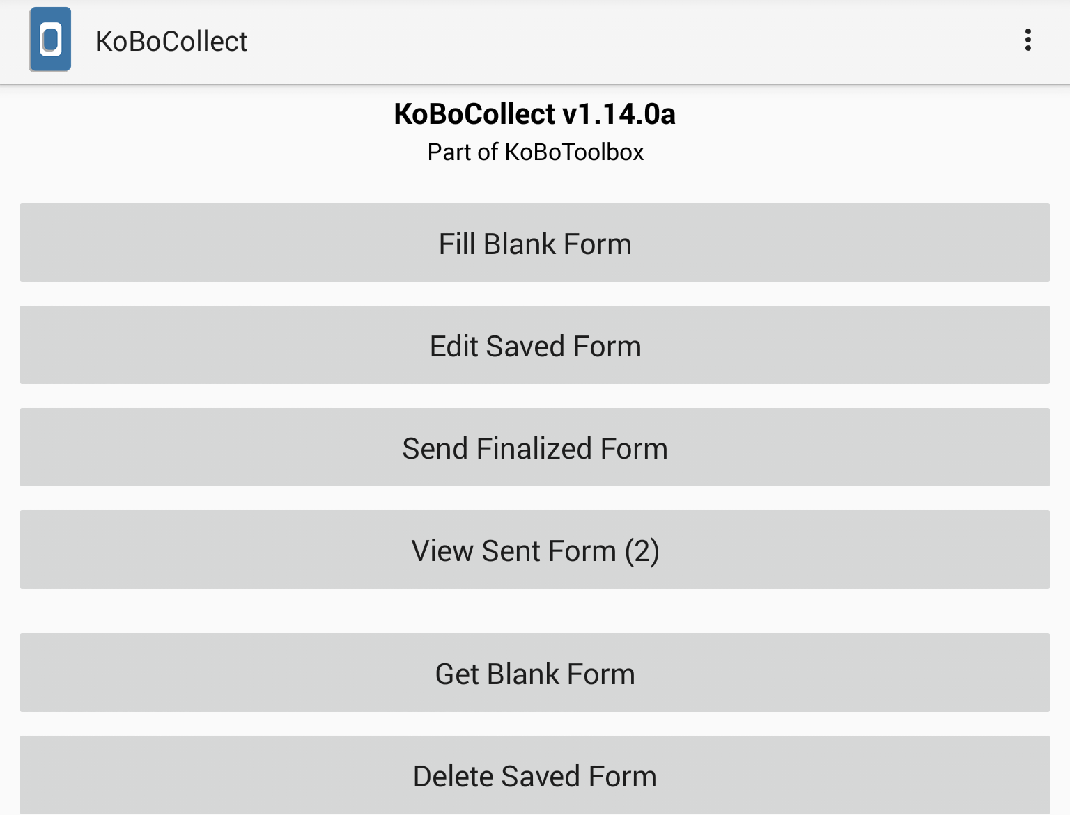 How to create a KoBoToolbox account for KoBo data collection